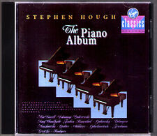 Stephen HOUGH: THE PIANO ALBUM MacDowell Moszkowski Quilter Paderewski Chopin CD