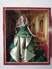 BARBIE Collector/da collezione collection 2011 Holiday Natale Christmas NRFB