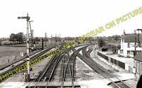 Norton Fitzwarren Railway Station Photo. Taunton to Wellington & Milverton (1)