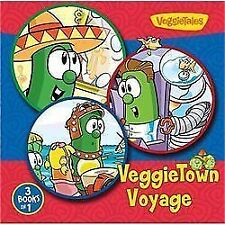 Veggietown Voyage by Zondervan Bibles Staff, Doug Peterson and Cindy Kenney...