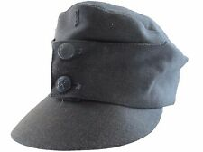 Size 57 Finnish Army M65 Field Cap. Similar to WW2 German M43, and Finnish M36