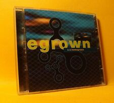 CD U.S. Homegrown (2XCD) 21TR Compilation 1997 Abstract, Electro, Future Jazz