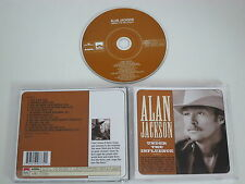 ALAN JACKSON/UNDER THE INFLUENCE(BMG 74321 69773 2) CD ALBUM