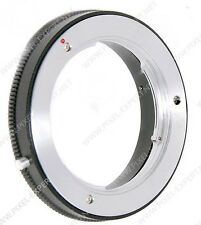 ANELLO ADATTATORE MINOLTA MD NIKON MACRO ADAPTER LENS MOUNT RING DF D750 D610