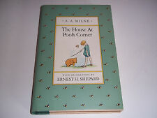 The House At Pooh Corner by A.A. Milne - Excellent