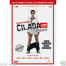 Cilada.com Cilada DVD [Subtitles in English+Portuguese] Region ALL