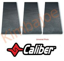 "Three (3) Caliber Snowmobile Trailer Trax Mats 18"" W x 54"" L x 1/2"" Thick #13210"