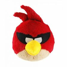 Angry Birds Space 'Super Red' 8 Inch  Plush Soft Toy Brand New Gift