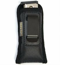 ECO LEATHER Concealment Magazine Multi Use Holster Large Double Stack 9/40 CHMP5