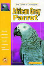 NEW BOOK The Guide to Owning an African Grey Parrot by David E. Boruchowitz