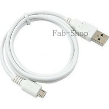 UK MICRO USB DATA SYNC CABLE CHARGER LEAD FOR HUAWEI ASCEND MATE W2 G510 Y300 P6