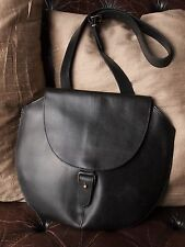 Genuine Black Leather Bill Amberg Bag, Fab!