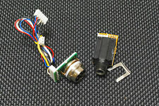 Kenwood TS-450S, TS450SAT  -  Phone and  Microphone connector