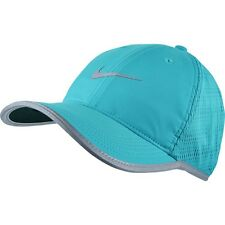 New Mens Nike Lightweight DriFit Daybreak Running Cap One Size 810132 418 Womens