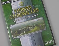 Heroes Chronicles Clash of the Dragons PC Deutsch Standalone