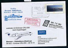 76361) Bund Zudruck GAU SAS FF Bremen - Kopenhagen 28.10.2013
