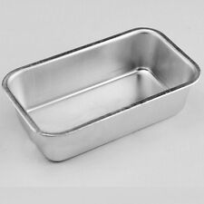 For Home Bread Cake Aluminum Loaf Tin Large Rectangle Box Cakes Baking Bakeware