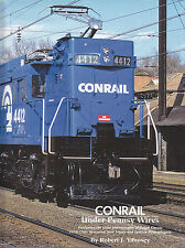 CONRAIL: Under PENNSY Wires: Central New Jersey, Eastern Pennsyvania, 1976-1981