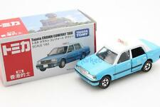 Takara Tomica Tomy TOYOTA CROWN Comfort Hong Kong Taxi 1/63 Diecast Toy Car