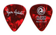 Jane's Addiction Red Pearl Guitar Pick - 2012