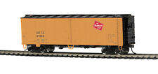MTH 85-78040, HO Scale, 40' Steel Sided Reefer Car - Milwaukee Road #37059