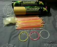 72 Glow Stick Bracelets Multi-Color and good for any occasion