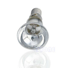 Hot Clear Reflector Spot Light Bulb Filament 30W R39 Lava Lamp SES E14 Screw
