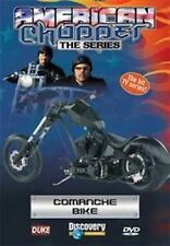 AMERICAN CHOPPER THE SERIES - COMANCHE BIKE 3 PROGRAMME DVD - FREE POST IN UK