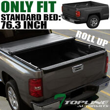 LOCK & ROLL SOFT TONNEAU COVER JR 2002-2008/2009 DODGE RAM 6.5 FT CAB SHORT BED
