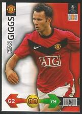 Panini 2009/10 Champions League card #220 MAN UTD - RYAN GIGGS