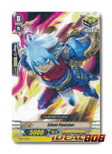 Cardfight Vanguard  x 4 Silent Punisher - TD05/015EN Mint