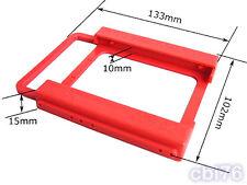 Caddy/rack/berceau pour SSD/disque dur 2,5' dans PC 3,5' +4 vis de fixation