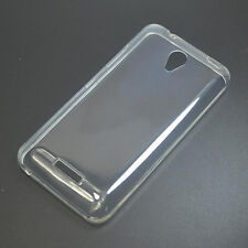 For Lenovo Vibe B Ultra Thin Clear TPU Gel Skin Case Cover
