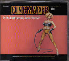 Kingmaker-In The Best Possible Taste cd maxi single