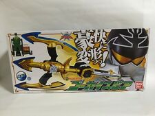Power Rangers Kaizoku Sentai Gokaiger Gokai Spear Action Toy Bandai with Box