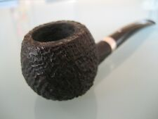 2003 Dunhill Estate Pipe Shell Briar 4407 Prince w/Sterling Silver no Filter