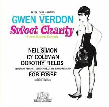 Sweet Charity : Sweet Charity CD (1990) Clean & Complete FREE SHIPPING!!!!