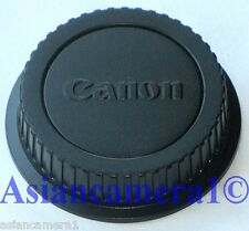 Rear Lens Cap For Canon EOS EF EF-S Series Lens Digital Film