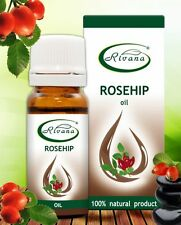 100% Natural Rivana Rosehip Oil, Essential, Aromatherapy Oils Vitamins A & C
