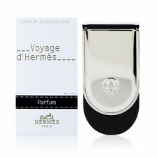 Voyage D' Hermes By Hermes 0.16oz/5ml pure Parfum Splash Unisex Mini New In Box