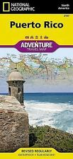 National Geographic Adventure Map: Puerto Rico 3107 by National Geographic...