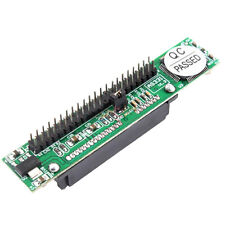 "SATA Female to 44 Pin 2.5"" IDE hard drive Male HDD Adapter Converter New"