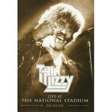 THIN LIZZY - LIVE AT THE NATIONAL STADIUM DUBLIN 1975  DVD NEW+