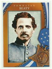 TOPPS HERITAGE 2009 TC MOH-17 {Medal of Honor} Powhatan Beaty NEW