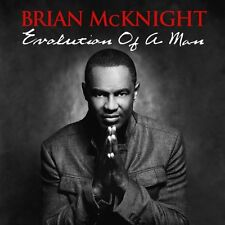Brian McKnight - Evolution of a Man (2009)  CD  NEW/SEALED  SPEEDYPOST