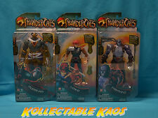 """Thundercats 2011 - 6"""" Collector Figure Series 01 - Set of 3 Figures"""