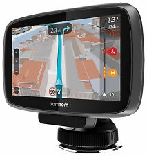TomTom GO 500 Navigationssystem XXL Free liftime Maps HD Traffic via Smartphone