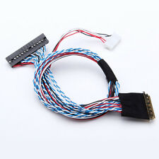 40Pin 2 Channel 6 Bit LED LCD LVDS Screen Cable