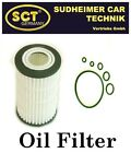 SAAB 9-3 2.2 TiD & 16v 9-5 2.2 TiD Diesel Oil Filter SCT Germany