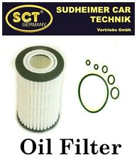 BMW E46 318d 320d E39 520d Diesel Models Oil Filter SCT Germany